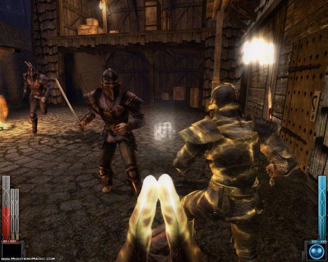 Dark Messiah of Might & Magic  Archiv #2 - Screenshots - Bild 22