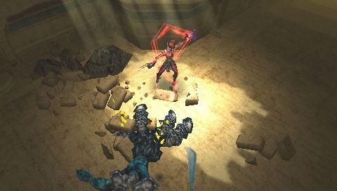 Dungeon Siege: Throne of Agony (PSP)  Archiv - Screenshots - Bild 5
