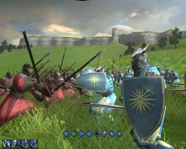 Arcane Legions: A Rising Shadow  Archiv - Screenshots - Bild 9