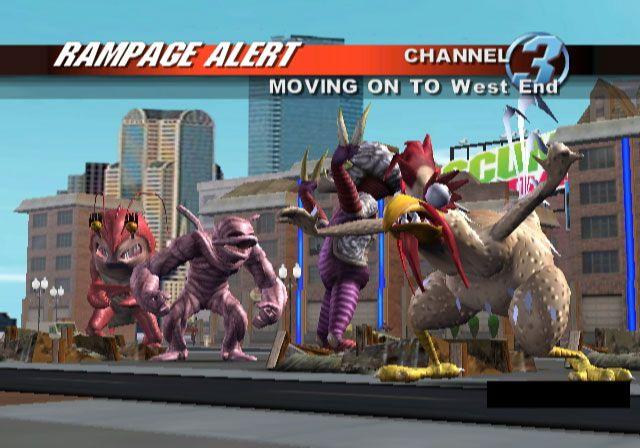Rampage: Total Destruction  Archiv - Screenshots - Bild 16