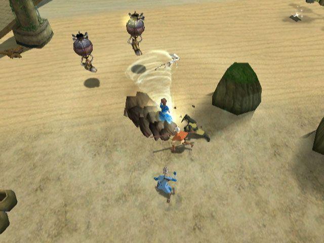 Avatar: The Last Airbender  Archiv - Screenshots - Bild 21