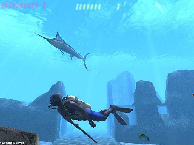 Diver: Deep Water Adventures  Archiv - Screenshots - Bild 2