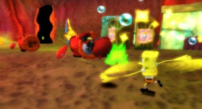 SpongeBob Squarepants: Creature from the Krusty Krab  Archiv - Screenshots - Bild 10