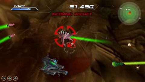 Xyanide Resurrection (PSP)  Archiv - Screenshots - Bild 13