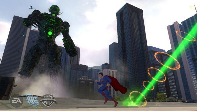 Superman Returns: The Videogame  Archiv - Screenshots - Bild 11