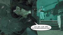 Metal Gear Solid: Digital Graphic Novel (PSP)  Archiv - Screenshots - Bild 3