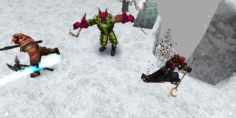 Dungeon Siege: Throne of Agony (PSP)  Archiv - Screenshots - Bild 4