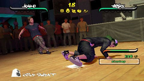 B-Boy (PSP)  Archiv - Screenshots - Bild 5