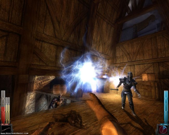 Dark Messiah of Might & Magic  Archiv #2 - Screenshots - Bild 23