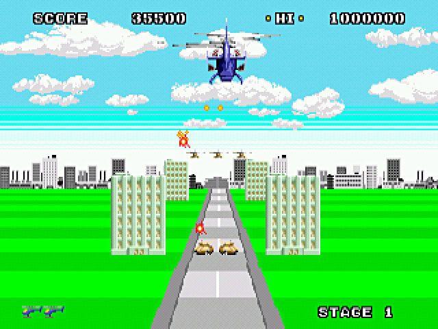 Sega Mega Drive Collection  Archiv - Screenshots - Bild 21