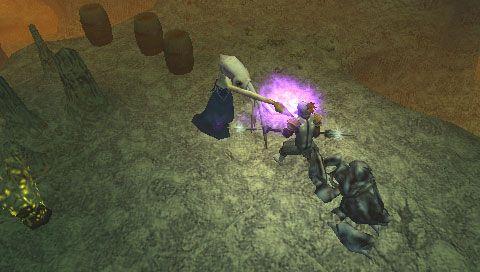 Dungeon Siege: Throne of Agony (PSP)  Archiv - Screenshots - Bild 9