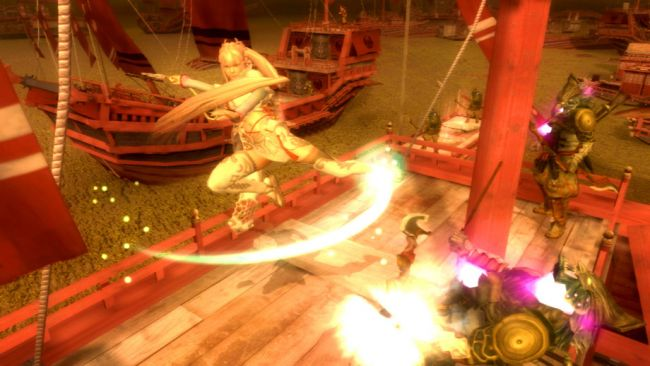 Genji: Days of the Blade  Archiv - Screenshots - Bild 6