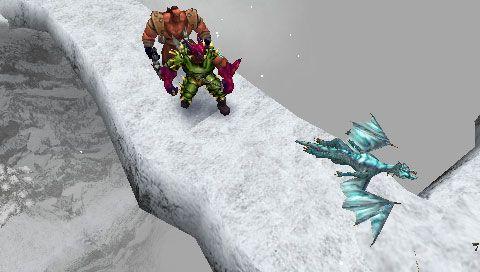 Dungeon Siege: Throne of Agony (PSP)  Archiv - Screenshots - Bild 3