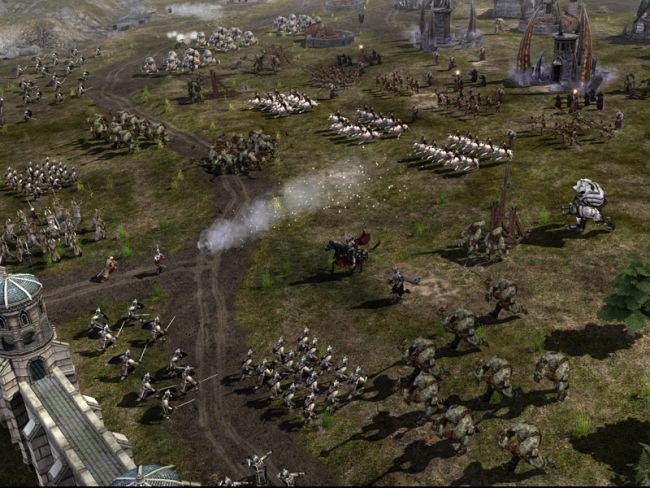 Herr der Ringe: Die Schlacht um Mittelerde 2 - Aufstieg des Hexenkönigs  Archiv - Screenshots - Bild 15