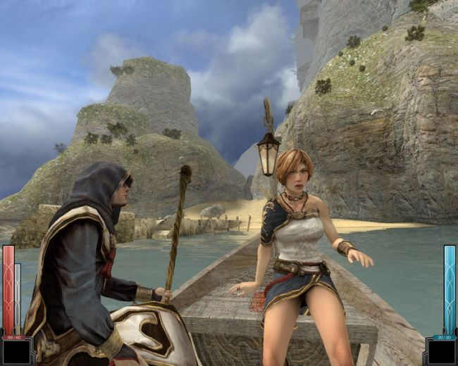 Dark Messiah of Might & Magic  Archiv #2 - Screenshots - Bild 12