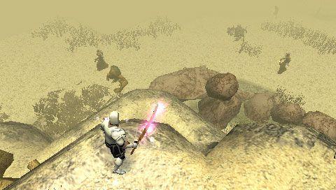 Dungeon Siege: Throne of Agony (PSP)  Archiv - Screenshots - Bild 15