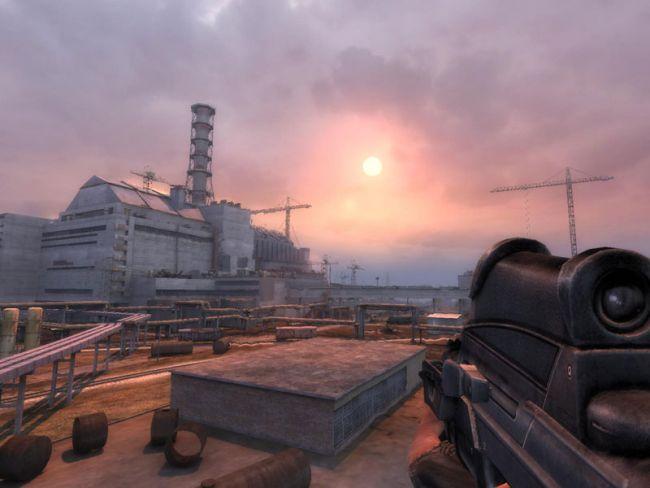 S.T.A.L.K.E.R. Shadow of Chernobyl  Archiv - Screenshots - Bild 75
