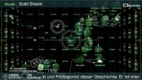 Metal Gear Solid: Digital Graphic Novel (PSP)  Archiv - Screenshots - Bild 4