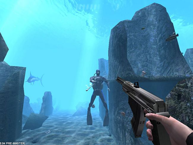 Diver: Deep Water Adventures  Archiv - Screenshots - Bild 3