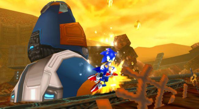 Sonic Rivals (PSP)  Archiv - Screenshots - Bild 5