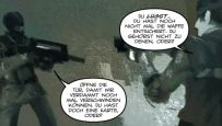 Metal Gear Solid: Digital Graphic Novel (PSP)  Archiv - Screenshots - Bild 2