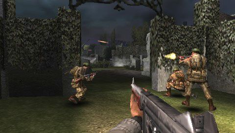 Call of Duty: Roads to Victory (PSP)  Archiv - Screenshots - Bild 13