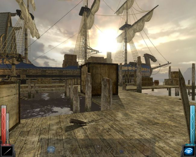 Dark Messiah of Might & Magic  Archiv #2 - Screenshots - Bild 10