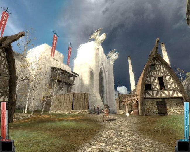 Dark Messiah of Might & Magic  Archiv #2 - Screenshots - Bild 2