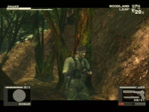Metal Gear Solid 3: Subsistence  Archiv - Screenshots - Bild 9
