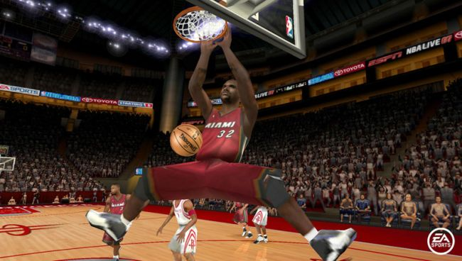 NBA Live 07 (PSP)  Archiv - Screenshots - Bild 7