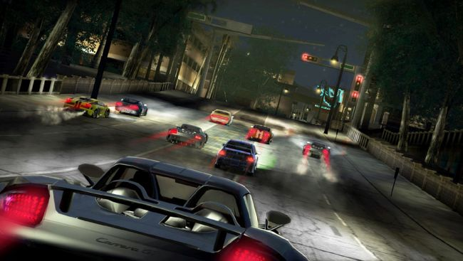 Need for Speed: Carbon  Archiv - Screenshots - Bild 23