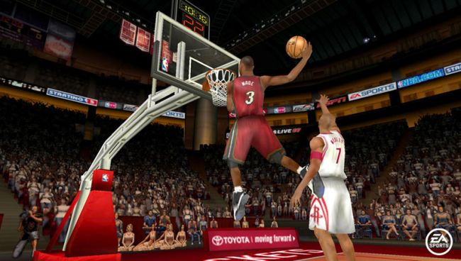 NBA Live 07 (PSP)  Archiv - Screenshots - Bild 5