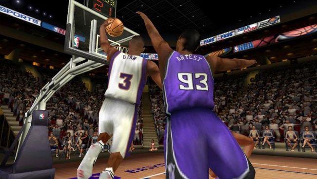 NBA Live 07 (PSP)  Archiv - Screenshots - Bild 8