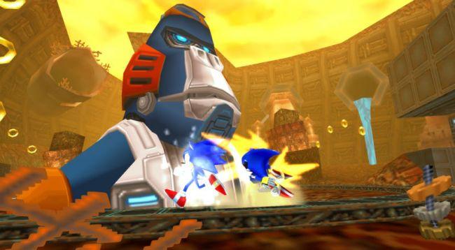 Sonic Rivals (PSP)  Archiv - Screenshots - Bild 6