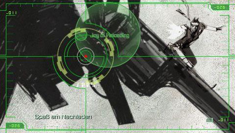 Metal Gear Solid: Digital Graphic Novel (PSP)  Archiv - Screenshots - Bild 8