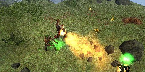 Dungeon Siege: Throne of Agony (PSP)  Archiv - Screenshots - Bild 2