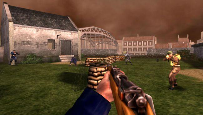 Medal of Honor Heroes (PSP)  Archiv - Screenshots - Bild 5