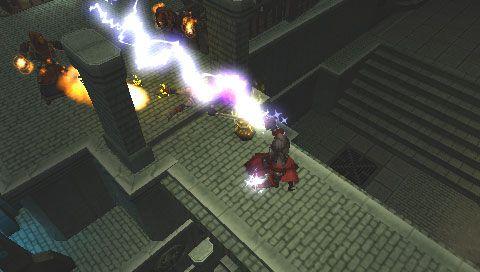 Dungeon Siege: Throne of Agony (PSP)  Archiv - Screenshots - Bild 8