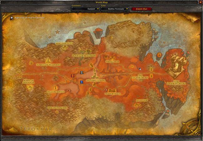 World of WarCraft: The Burning Crusade  Archiv - Screenshots - Bild 65