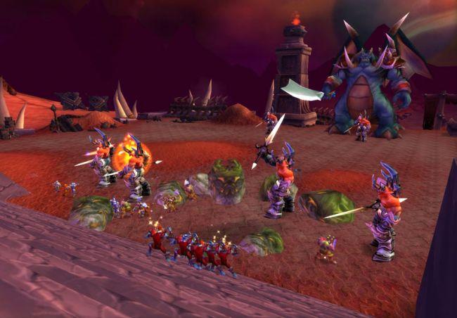 World of WarCraft: The Burning Crusade  Archiv - Screenshots - Bild 86