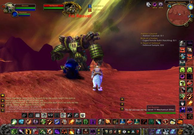 World of WarCraft: The Burning Crusade  Archiv - Screenshots - Bild 64