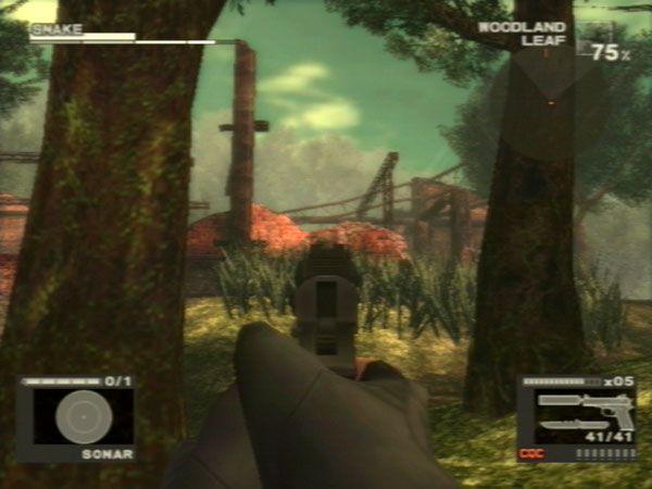 Metal Gear Solid 3: Subsistence  Archiv - Screenshots - Bild 13