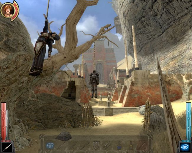Dark Messiah of Might & Magic  Archiv #2 - Screenshots - Bild 9