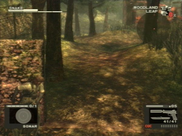 Metal Gear Solid 3: Subsistence  Archiv - Screenshots - Bild 11