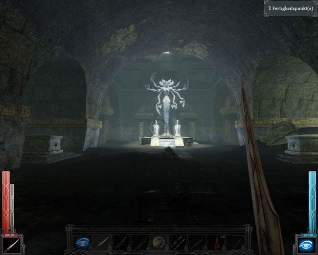 Dark Messiah of Might & Magic  Archiv #2 - Screenshots - Bild 18
