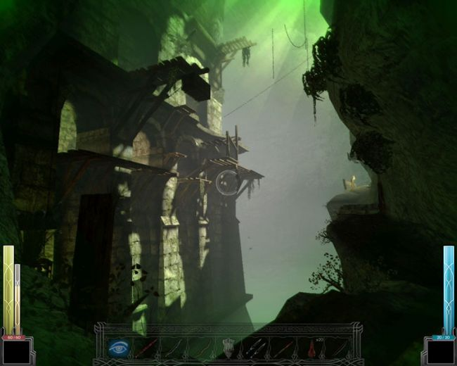Dark Messiah of Might & Magic  Archiv #2 - Screenshots - Bild 15