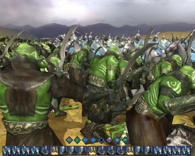 Arcane Legions: A Rising Shadow  Archiv - Screenshots - Bild 5