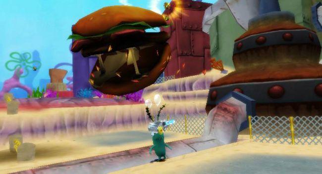 SpongeBob Squarepants: Creature from the Krusty Krab  Archiv - Screenshots - Bild 25