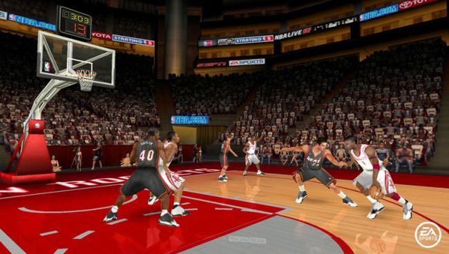NBA Live 07 (PSP)  Archiv - Screenshots - Bild 4