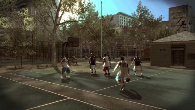 NBA Street Homecourt  Archiv - Screenshots - Bild 39